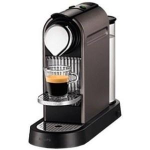 Krups Nespresso XN7001P4 CITIZ TITANIUM