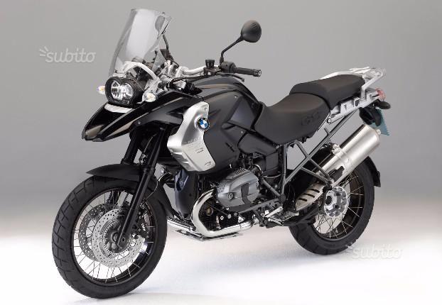 Bmw R 1200 GS - Triple Black Moto e Scooter usato - In vendita Salerno