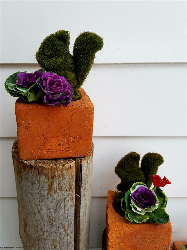 モスリスー手間いらずの造花