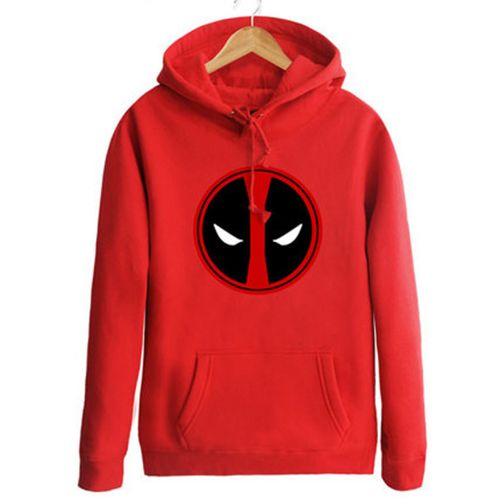 Deadpool Hoodie //Price: $39.95 & FREE Shipping //