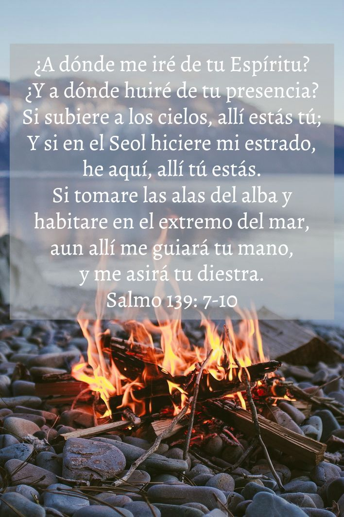Salmo 139:7-10