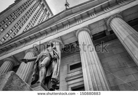 Federal Hall, New York - Shutterstock