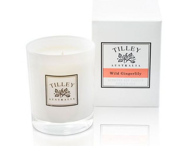 Wild Gingerlily Soy Candle