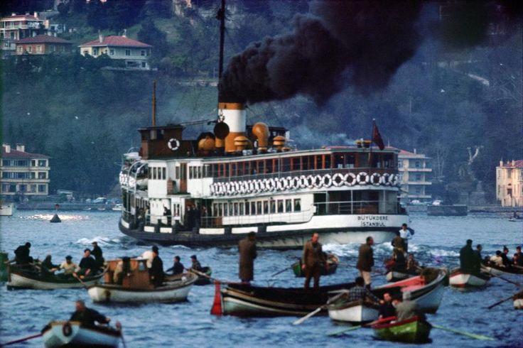 Ara Guler TURKEY. Istanbul. 1993.