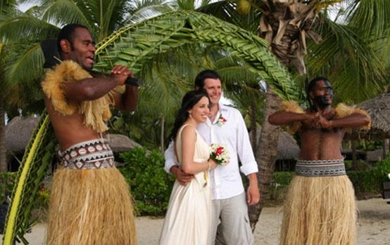 Острова Фиджи - свадебные туры и церемонии бракосочетания!  Подробности: +7(495) 7421717, sale@inna.ru , www.inna.ru   Будьте с нами! Открывайте мир с нами! Путешествуйте с нами!