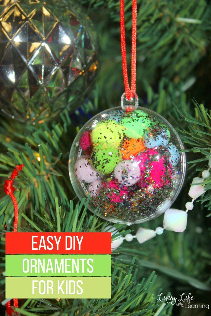 Looking for an easy DIY Christmas Ornament