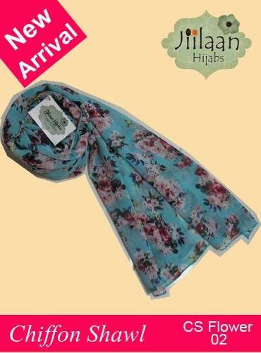 Hijab | chiffon shawl | store: www.jiilaanhijab.com