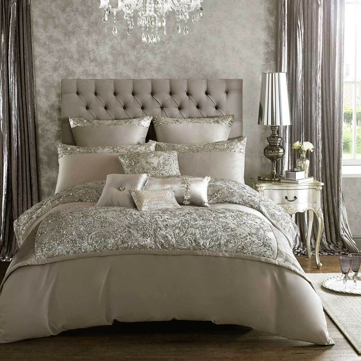 best 25 silver bedding ideas on pinterest quilted headboard cozy bedroom decor and bed goals