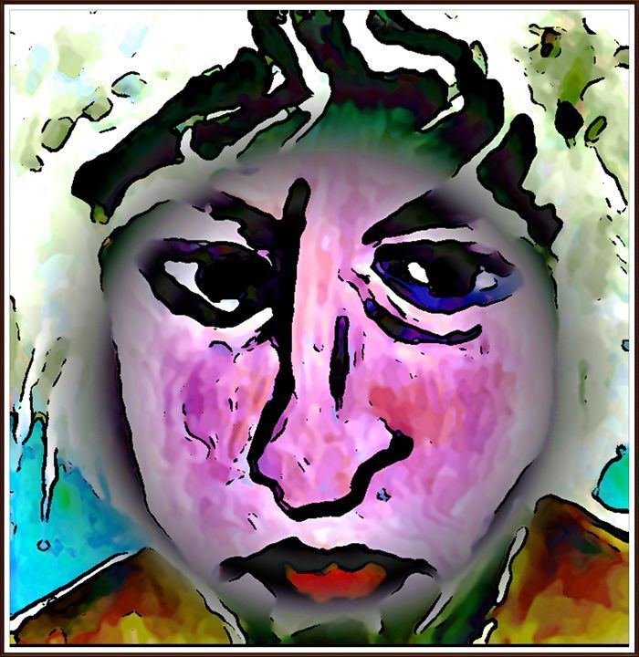 Bob Dylan - Gregory McLaughlin - Artist