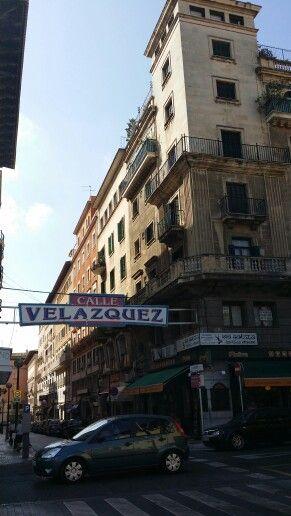 Velazquez Street
