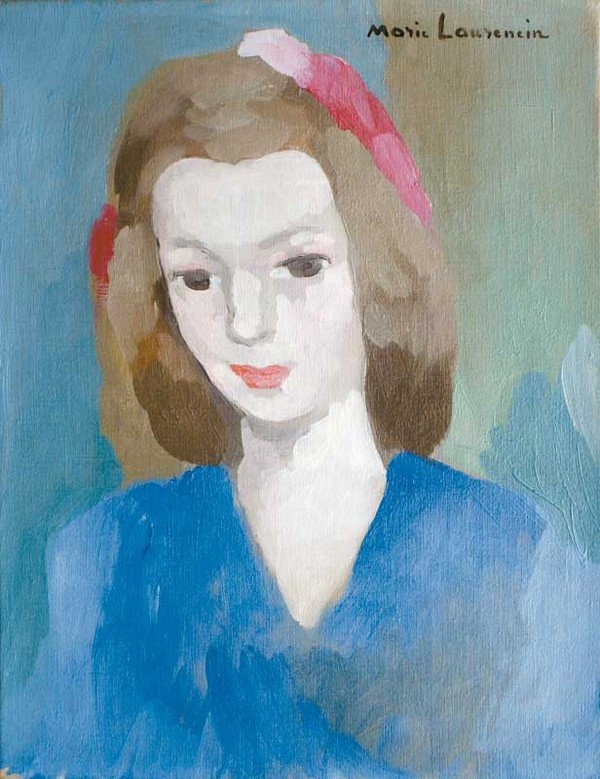 Extrêmement 176 best Marie Laurencin images on Pinterest | Berthe morisot  XK89