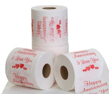 Gift ideas for 1st wedding anniversary paper