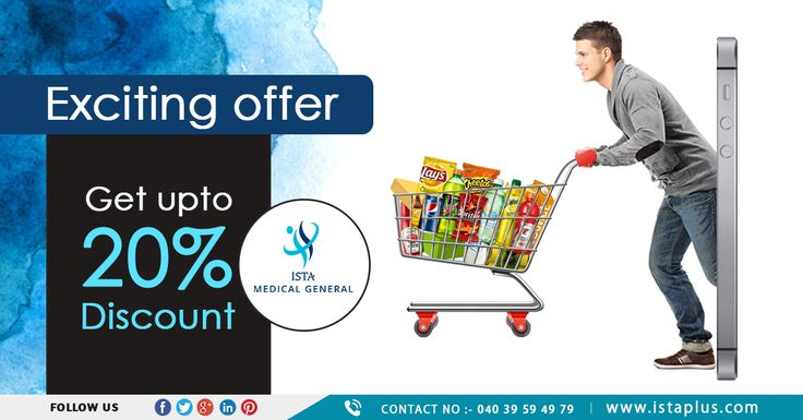 #Exciting #offer #Get upto #20% #Discount #free #delivery #ISTA #MEDICAL #GENERAL #ISTAPLUS http://www.istaplus.com/