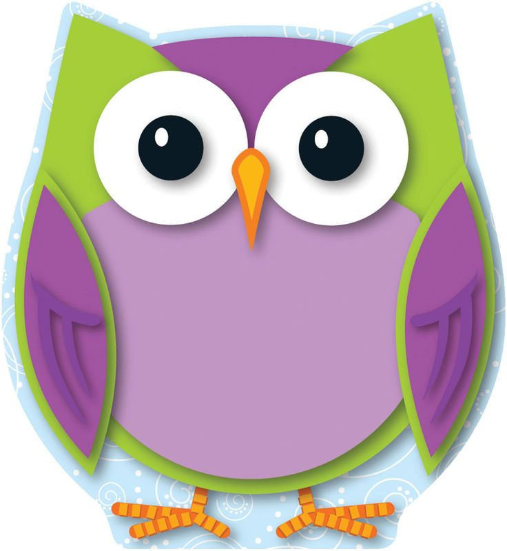 owl classroom theme | Classroom Decorations | Accents | Colorful Owl Mini Cut-Outs, 36/pkg ...