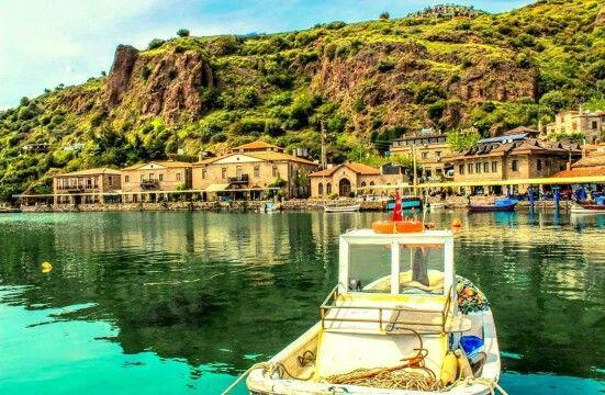 Behramkale Çanakkale Turkiye
