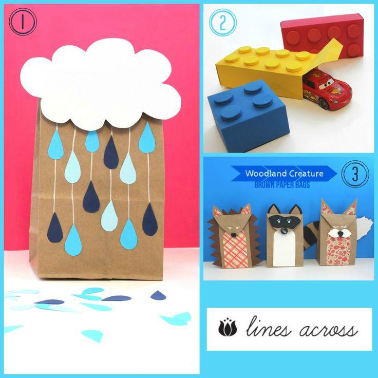 Petite blog creative wrapping o como envolver los regalos - Envolver libros de forma original ...