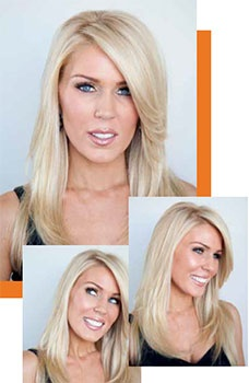 Gretchen rossi hair cut. Her hair is always perfect!