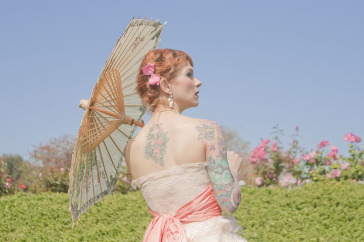 http://tattoomagz.com/pastel-tattoos/pastel-tattoo-lady-with-umbrella/