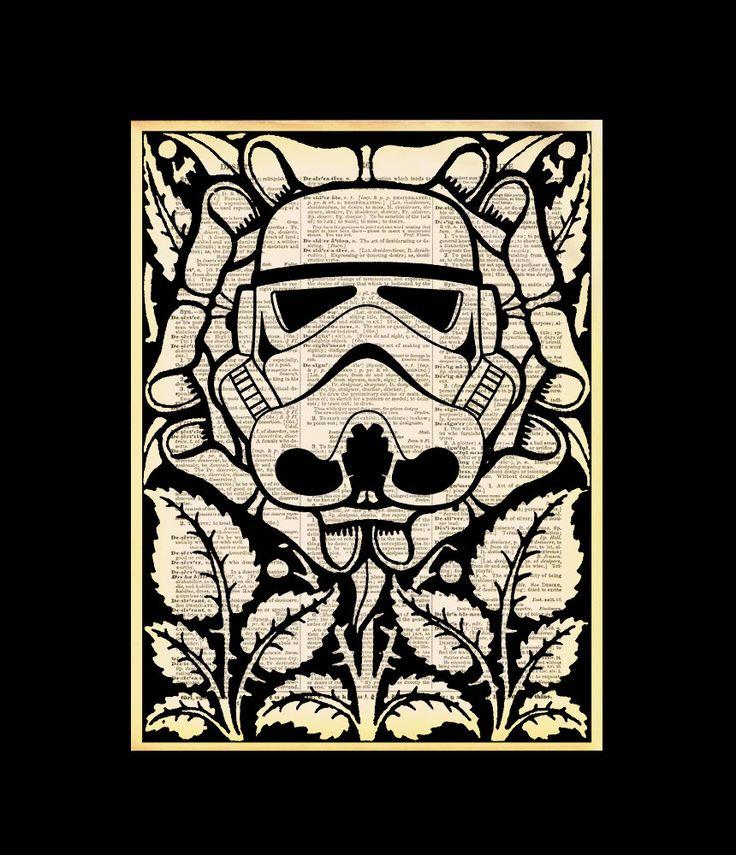 STORMTROOPER Gift for Boyfriend, Gift STAR WARS Art Star Wars Poster Gift for Him Husband Gift Birthday Gift Wall Art Retro Movie Poster 421 by MadameBricolagePrint on Etsy https://www.etsy.com/listing/155320194/stormtrooper-gift-for-boyfriend-gift