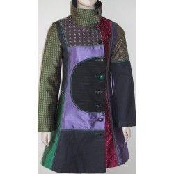 Desigual kabát - BUBBLE