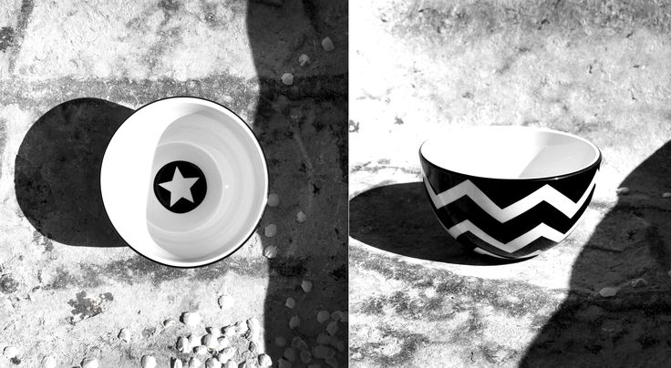 frjor . bowls . black & white