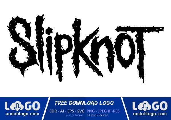 Logo Slipknot Vector Logo Design Slipknot Logos