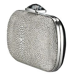 Nirvana Star Silver Evening Bag | Limited to just 25 pieces and exclusively  available online,. Bag SaleThe MoneyNirvanaEvening BagsSwarovski