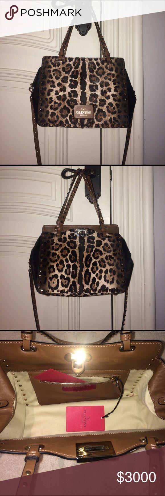 ❤️ Leopard Valentino Authentic. Brand New Leopard Valentino Garavani Valentino Garavani Bags Mini Bags