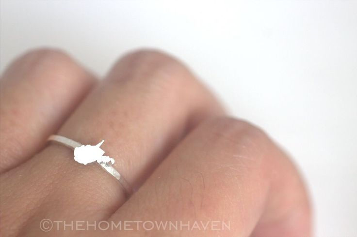 West Virginia Ring - I heart West Virginia, West Virginia map ring, SIZE 5.5  The mountain state by theHOMETOWNhaven on Etsy https://www.etsy.com/listing/210090546/west-virginia-ring-i-heart-west-virginia