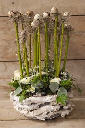 bouquet de Pâques