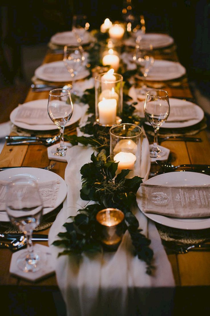 Great 45+ Beautiful Rustic Wedding Table For Amazing Wedding Ideas https://oosile.com/45-beautiful-rustic-wedding-table-for-amazing-wedding-ideas-14434