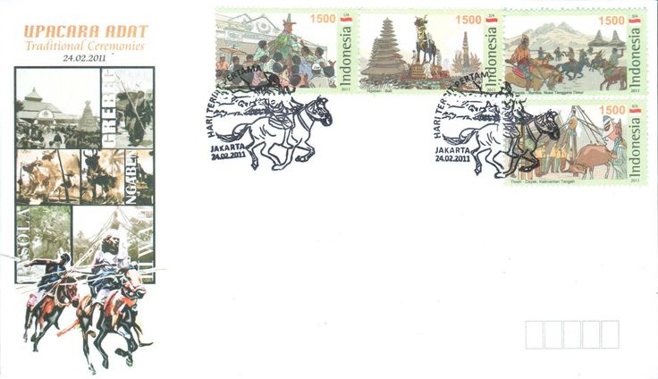 2011 Traditional Ceremonies. Issued date: 24 February 2011.