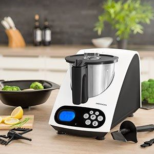 Küchenmaschine mit Kochfunktion (MD 16361)