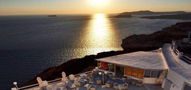 Best sunset ever! Artemis Suites | Santorini