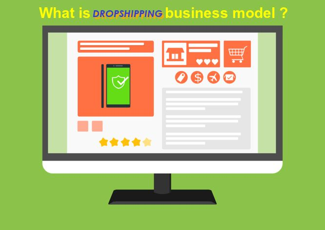What is #Dropshipping exactly, and How To Start an #eCommerce business from home ?