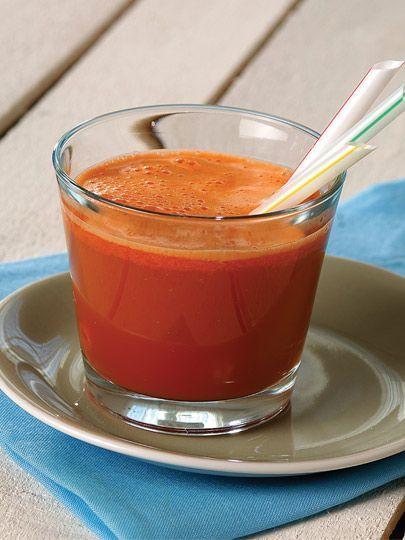 Havuç, mandalina, zeytinyağı (metebolizmayı hızlandırır, sindirimi düzenler...)