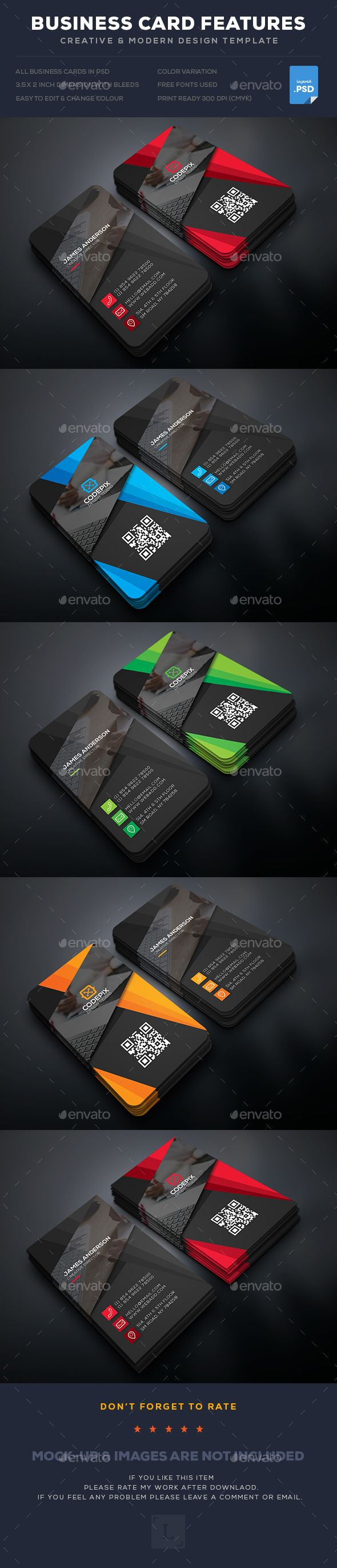 Business card printing free templates from nextdayflyers - Creative Business Card Business Card Templatespsd Templatesprint