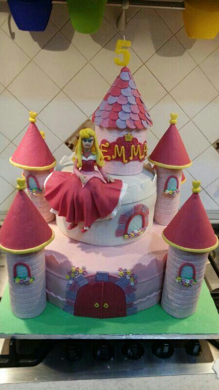 Un castello per la mia principessa!!!!