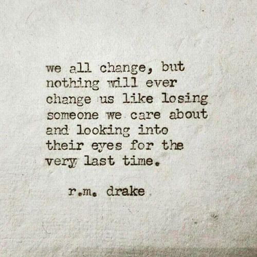 Change is never easy, but there are times when it is down right impossible.