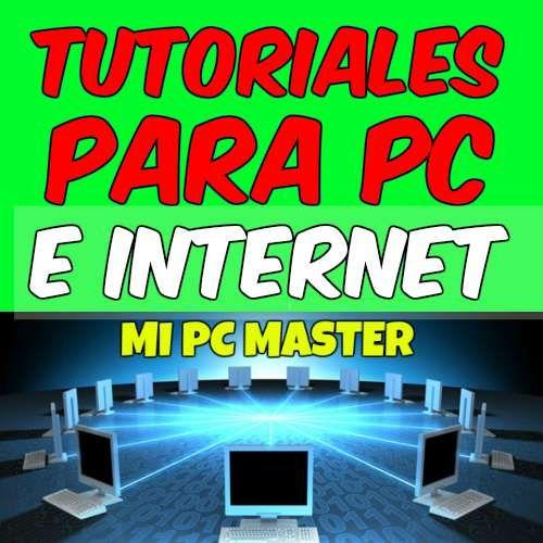 Aprende los mejores tutoriales para #pc y todos los temas relacionados con el mundo del #internet, #tutoriales paso a paso para aprender a #descargar e #instalar #programas en tu #computadora facil rapido y sencillo #online.