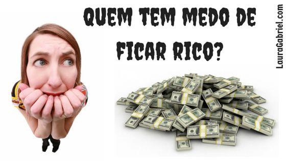 Há quem seja tenha dinheiro e seja pobre e há quem não tenha dinheiro e seja rico. ENTÃO O QUE FAZ UMA PESSOA RICA OU POBRE? http://ser-livre.com/r/blog-medorico