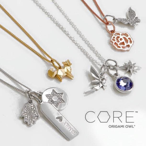 Origami Owl Core Collection Fall Collection 2016 Available 8/9/16