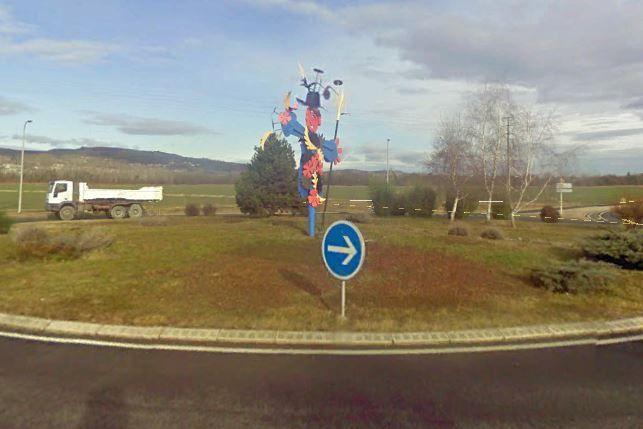 Pérignat-sur-Allier l'Epouvantail (63)
