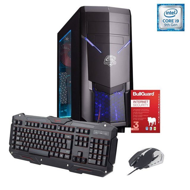 PC, Core i9-9900KF, GeForce GTX 1650, 8GB »Gaming PC 131228«