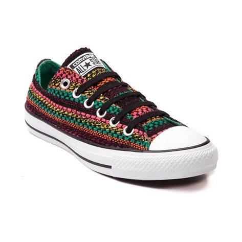 Shop for Converse All Star Lo Rainbow Sneaker in Multi at Journeys Shoes. $54.99
