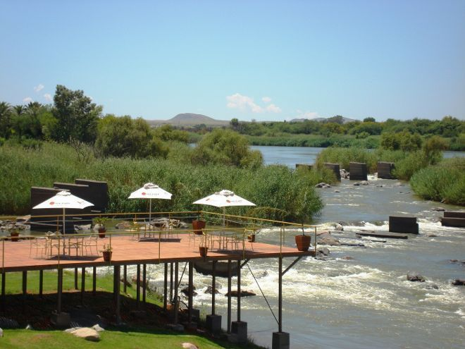 Sun River Kalahari Lodge - Upington, South Africa