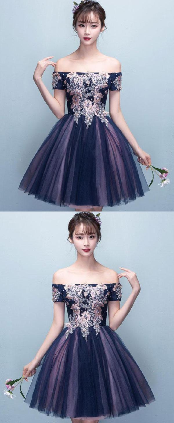 Outlet fine lace prom dresses short prom dresses cute prom dresses