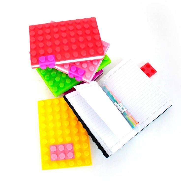 Cuaderno Ladrillos Block