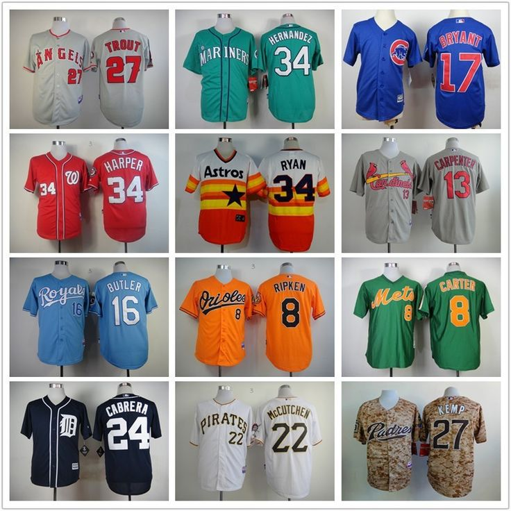 2015 New Mlb Stitched Baseball Jersey 100% Embroidery Logo Wholesale and retail Mix Order Free Shipping