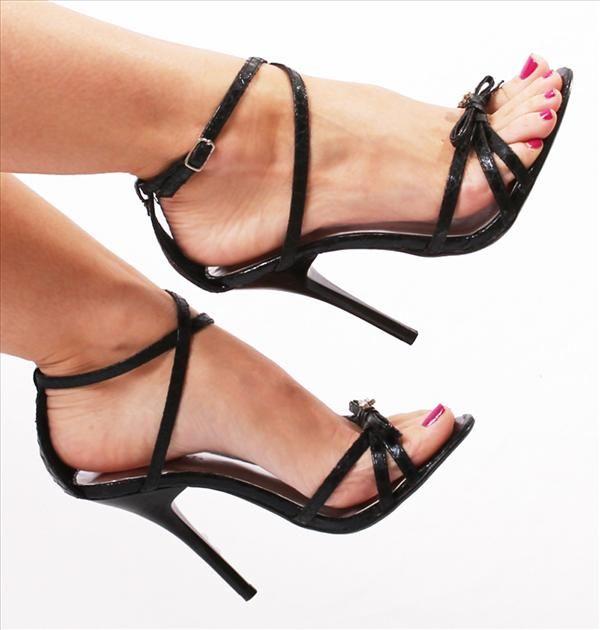 Pin On High Heel Sandals